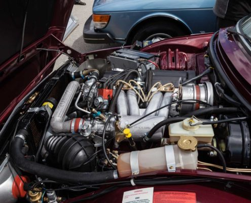 99 Turbo sehr schön Restauriert