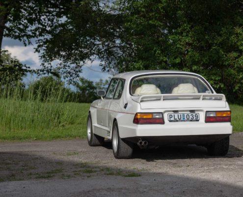 99er Flügeltürer mit Motor von Johann Heuschmid