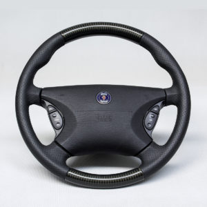 Lenkrad 9-3 4 Speichen Carbon