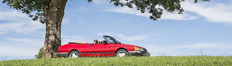 Saab 900 Cabrio